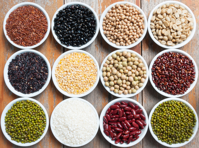 Healthy Living  - Beans